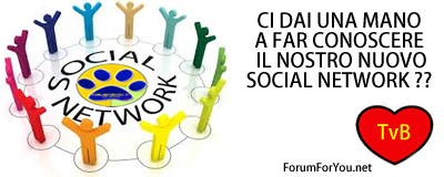 Social Network di ForumForYou.it