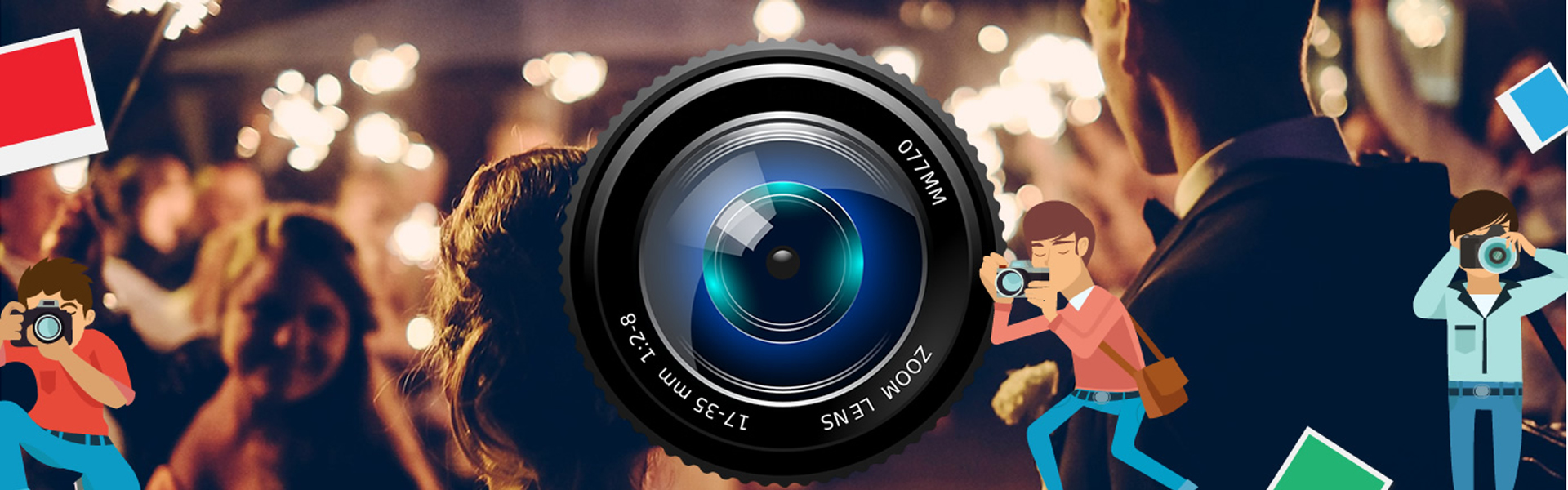 Come creare un concorso fotografico