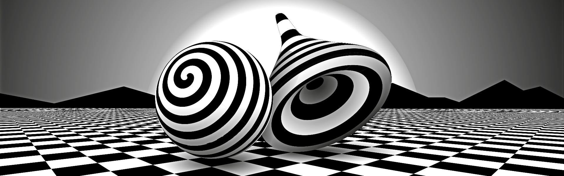 Galleria di illusioni ottiche