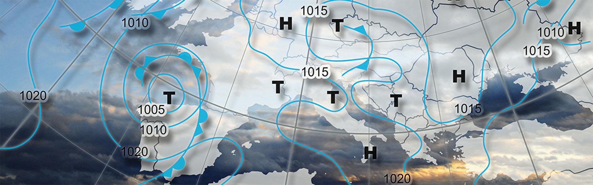 Previsioni Meteo Italia nel Tuo sito