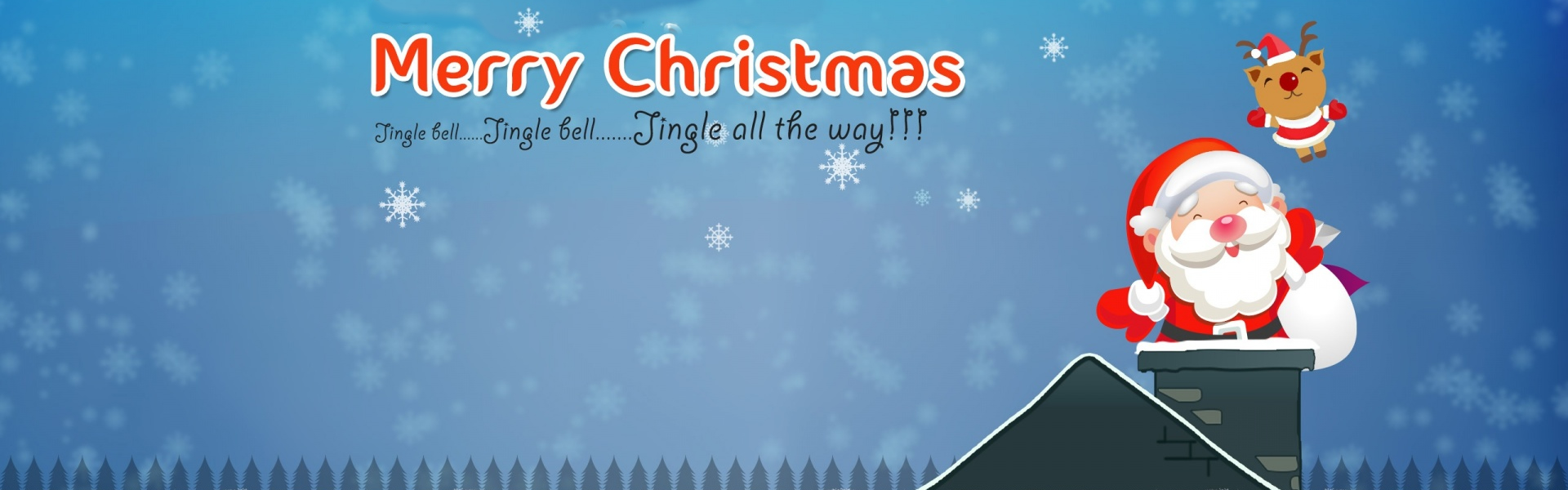 Facebook Covers - Copertine di Natale per Facebook