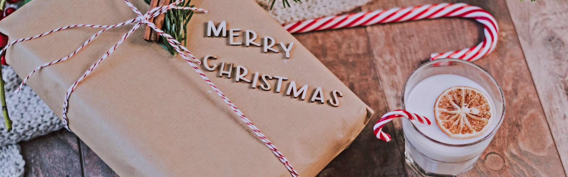 Scarica e stampa Bigliettini e Chiudipacco di Natale gratis