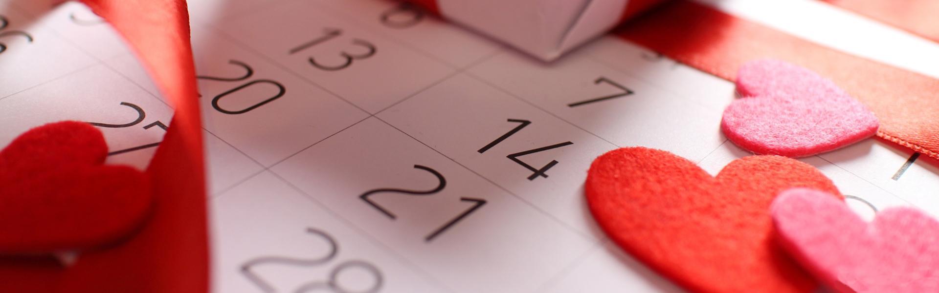 Countdown San Valentino nel Tuo sito
