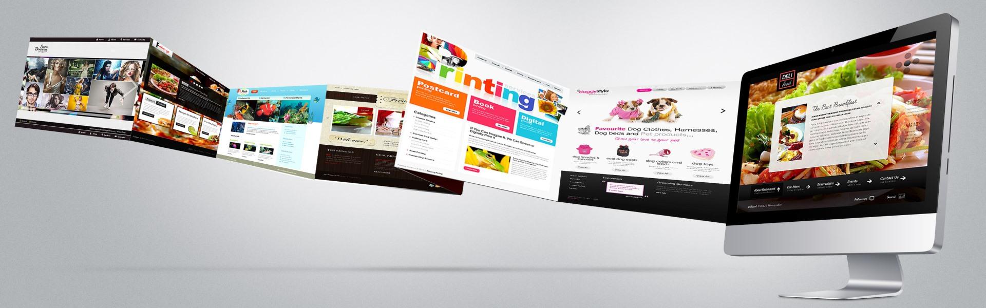 Your websites - all websites directories