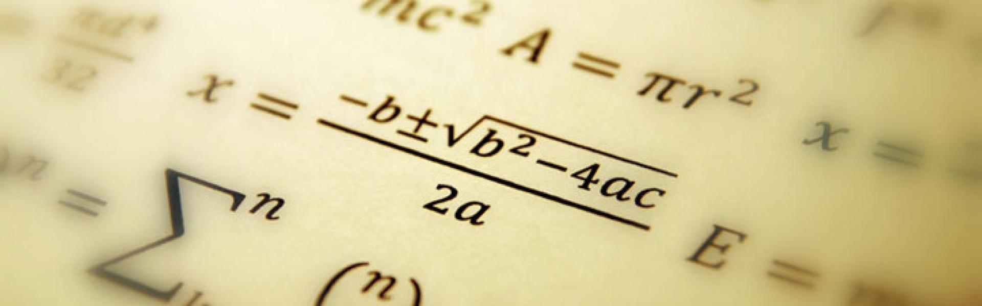 Test matematico che solo 1 su 1000 riesce a risolvere