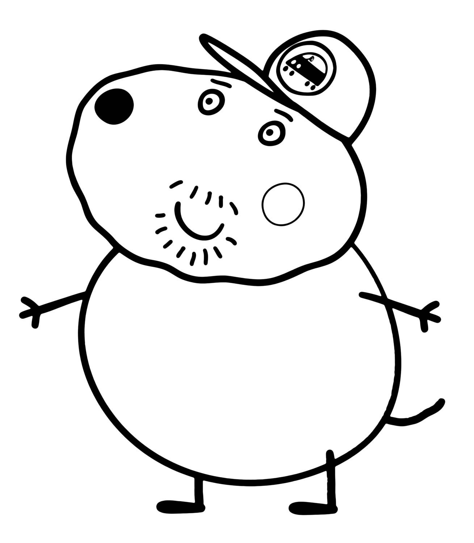 Peppa Pig - Disegni Per Bambini