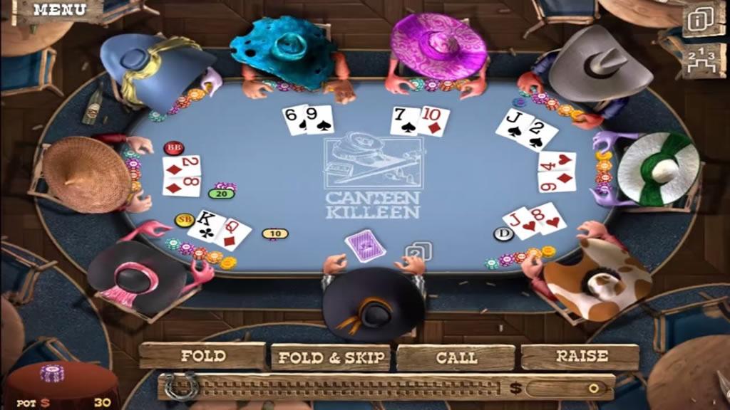 Gry Online Texas Holdem Poker 2