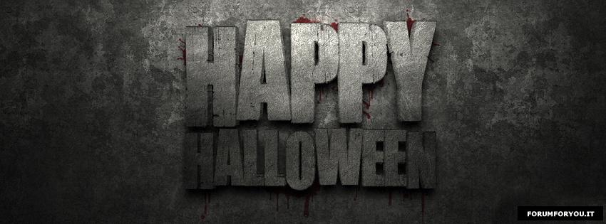 Scritte Halloween