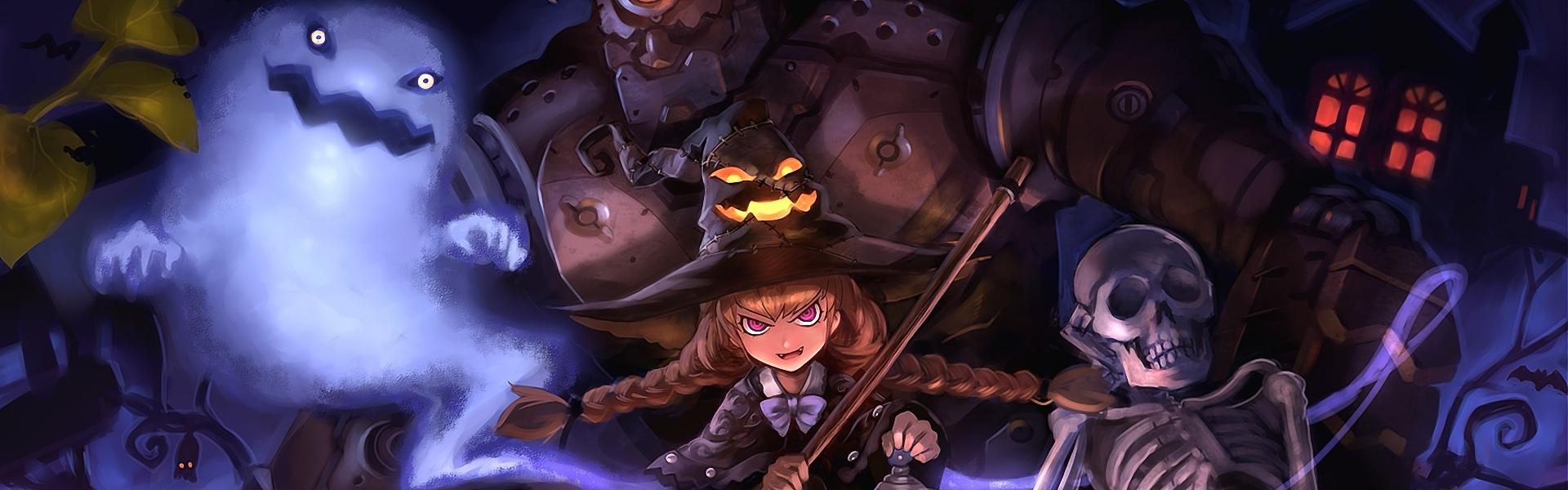 Copertine Halloween