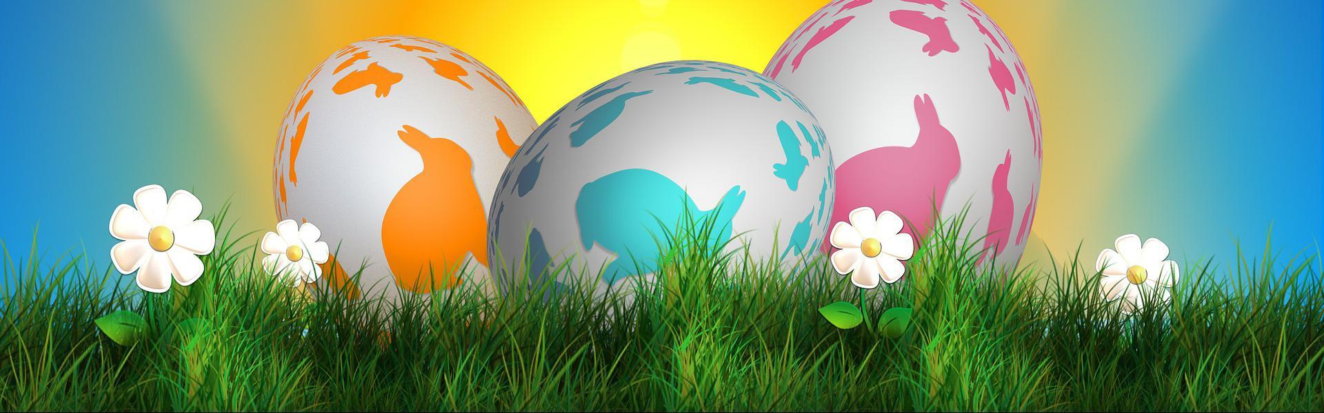 Faccine Pasquali - Easter Emoticons