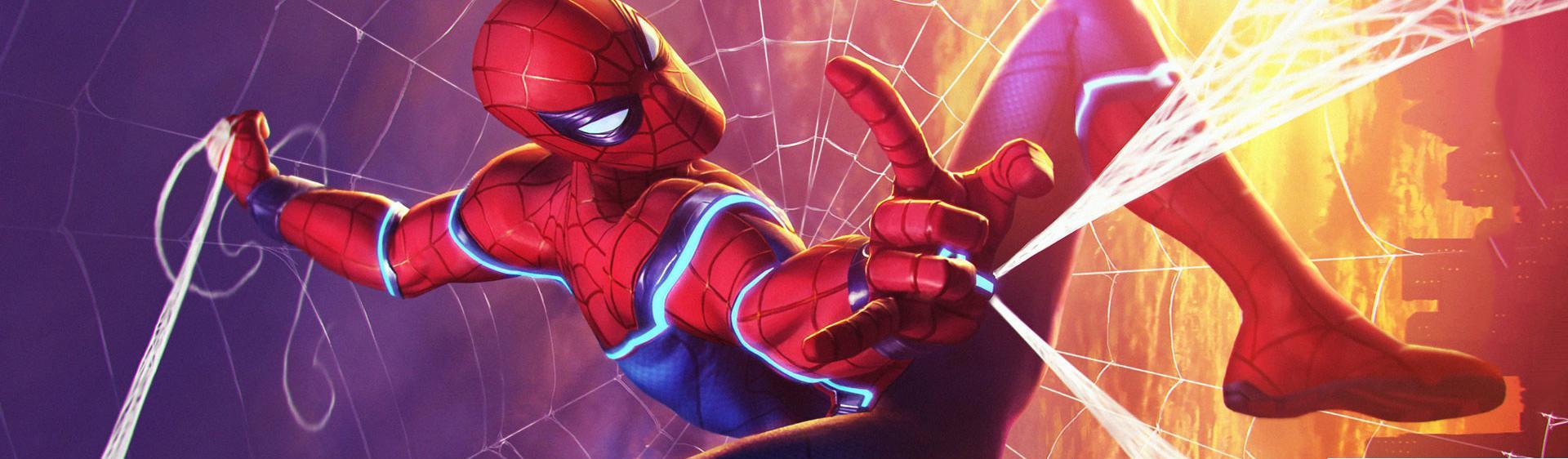 Wallpaper Spiderman